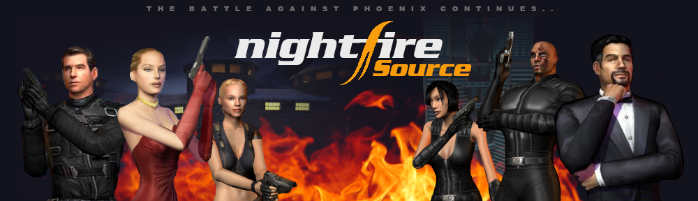 NightFire: Source Mod